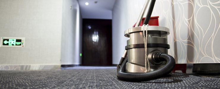 Commercial Vacuuming Services