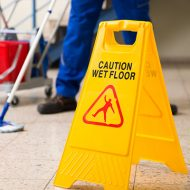 Commercial Cleaning of Hazardous Substances in DC