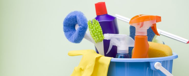 What are green cleaning products?