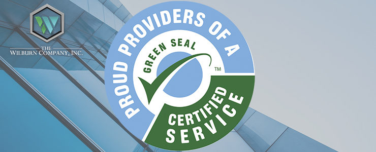 Green Cleaning GS-32 Certification Seal