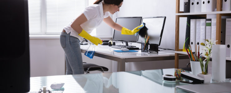 facility cleaning solutions